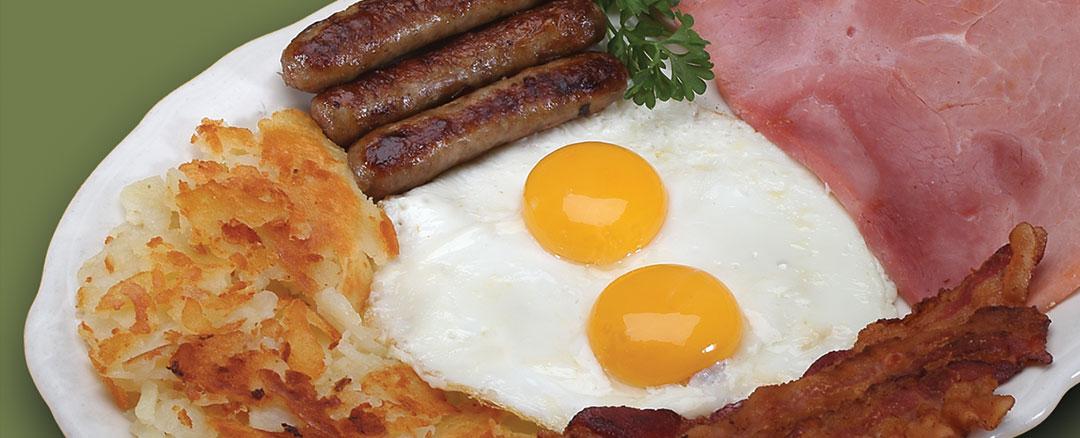 Hearty Breakfasts